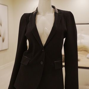 Gucci women's blazer black
